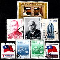 Taiwan-0087 - Valori Emessi Dal 1971 - Senza Difetti Occulti. - Taiwan (Formosa)