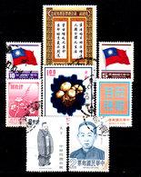 Taiwan-0090 - Valori Emessi Dal 1971 - Senza Difetti Occulti. - Taiwan (Formosa)