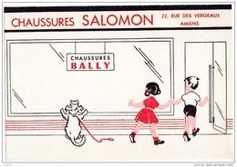 Buvard Chaussures SALOMON  -  Chaussures BALLY 22 Rue Des Vergeaux AMIENS - Shoes