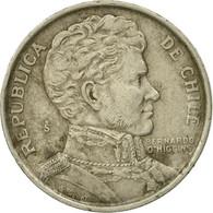 Monnaie, Chile, Peso, 1975, TTB, Copper-nickel, KM:207 - Chile