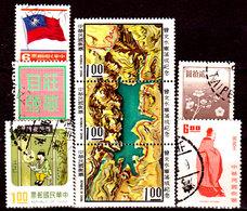 Taiwan-0091 - Valori Emessi Dal 1971 - Senza Difetti Occulti. - Taiwan (Formosa)