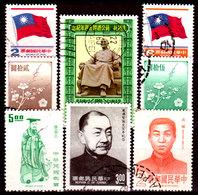 Taiwan-0093 - Valori Emessi Dal 1971 - Senza Difetti Occulti. - Taiwan (Formosa)