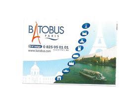 Ticket BatoBus Paris. (Voir Commentaire) - Bus