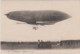 """DIRIGEABLES - 49 - Le Dirigeable """" Liberté """" - L.L. - Airships"""