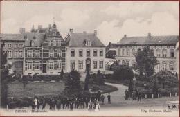 Geel Gheel Marktzicht Geanimeerd (in Zeer Goede Staat) 1907 Kempen - Geel