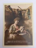 Carte Postale Prétimbrée 2018 Hommage Aux Combattants 1914-1918 - Guerre 1914-18