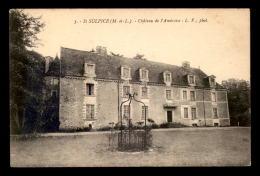 49 - ST-SULPICE - CHATEAU DE L'AMBROISE - Autres Communes