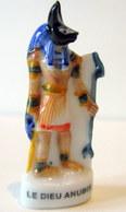 Fève Brillante - Egypte - Dieu Anubis - Characters