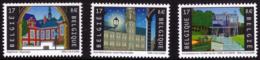 Belgium 2923/25** UNESCO  MNH - Belgique