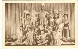 COMBLAIN-au-PONT  ---  Marie LEJEUNE Et Ses Girls  ( 2 Scans ) - Comblain-au-Pont