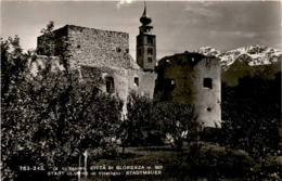 Stadt Glurns Im Vinschgau: Stadtmauer (753-342) - Italien