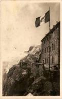 Rifugio Payer M. 3020 (Ortles) * 22. 8. 1929 - Italien