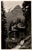 Strada Dello Stelvio - Trafoi - Hotel Madaccio (8027) * 1936 - Italien