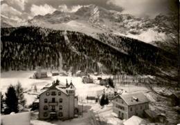 Sulden - Hotel Post (118-026) * 4. 3. 1958 - Italien