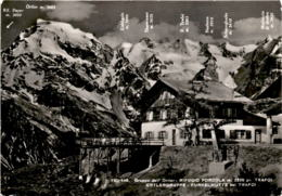 Ortlergruppe: Furkelhütte Bei Trafoi (720-449) * 25. 7. 1963 - Italien
