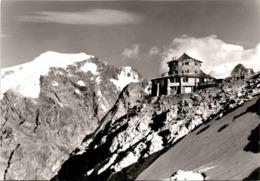 Stilfserjoch - Tibethütte Mit Ortler (117-65) - Italien