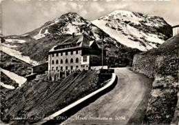 Passo Dello Stelvio E Monte Scorluzzo (602) * 1957 - Italien