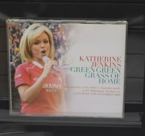 Katherin Jenkins CD ; Used Copy    'Green Green Grass Of Home' And 'Have Yourself A Merry Christmas.'  Good Condition - Klassik