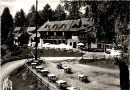 Hotel Vigiljoch - Lana Bei Meran (106-48) * 3. X. 1957 - Italien