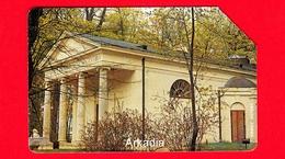 POLONIA - Scheda Telefonica - Usata - 1996 - Città Di Arkadia - Karta Telefoniczna – 100 Units - Polonia