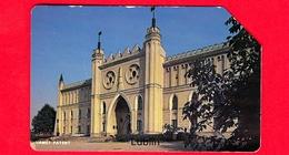 POLONIA - Scheda Telefonica - Usata - 1996 - Città Di Lublin - 100 Units - Polonia