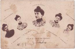 94. CHOISY-LE-ROI. Fête De La Muse Du Travail. 28 Août 1904 - Choisy Le Roi