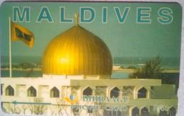 4MLDC Grand Mosque Rf50    MINT - Maldiven