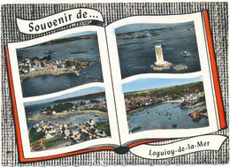 LOGUIVY DE LA MER - Souvenir... Livre Ouvert - Francia