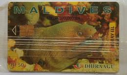 90MLDG Turtle Rf 30    UNUSED - Maldiven