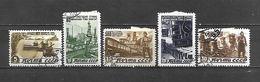 1946 - N. 1067/71 USATI (CATALOGO UNIFICATO) - Used Stamps