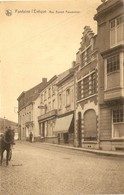 FONTAINE-L'EVÊQUE   ---  Rue  Benoit Fauconnier - Fontaine-l'Evêque