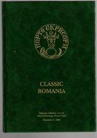 Catalogue Vente Spécialisé David Feldman 2006 : Classic Roumania  ( Moldavie )  170p - Catalogues For Auction Houses