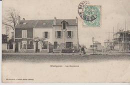 """91 (  Montgeron """".la Garenne. """" ) . - Montgeron"""