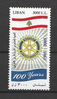 Lebanon 2005 Rotary International (1) UM - Líbano