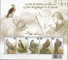 Belgique 2010 COB Bloc Feuillet 182 Neuf ** Cote (2016) 20.00 Euro Oiseaux - Blokken 1962-....