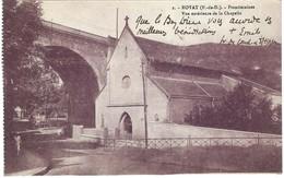 63 - Royat - Franciscains - Vue Extérieure De La Chapelle - Viaduc - Royat