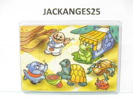 KINDER PUZZLE K02 N 110 2001 + BPZ - Puzzles