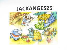 KINDER PUZZLE K02 N 110 2001  SANS OHNE WITHOUT BPZ - Puzzles