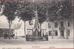 Essen Esschen 1907 Den Heuvel Hoelen Cappellen Nr. 3417 (In Zeer Goede Staat) Geanimeerd Noorderkempen - Essen