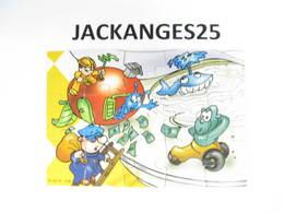 KINDER PUZZLE K02 N 108 2001  SANS OHNE WITHOUT BPZ - Puzzles