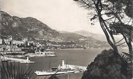 Ansichtskarte Von Monaco - Monte Carlo Aus Dem Jahre 1950 - Monte-Carlo