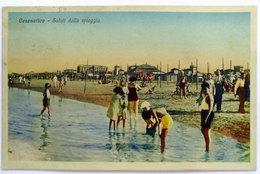 CESENATICO - Saluti Dalla Spiaggia - Italia