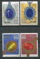 Sri Lanka 2015 / Gemstones MNH Gemas / Cu9830  29 - Minerales