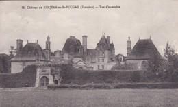 [29] Finistère > Saint-Vougay Le Chateau Vue D'ensemble - Saint-Vougay
