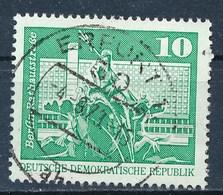 DDR Mi. 1843 II A Gest. Neptunbrunnen Berlin TGST Erfurt 1973 - [6] République Démocratique