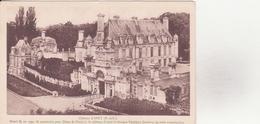 CPA - Château D' ANET .. - Anet