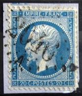 GC 2046 A - LILLE MOULINS - NORD - Marcofilie (losse Zegels)