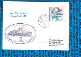 Germany  Postcard Schiffe 2001 / SS Norway - [7] Federal Republic