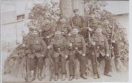 Soldatengruppe   -  AK 6824 - Personajes