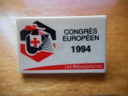 A017 -- Pin's Intermarché Congrès Europeen 1994 - Trademarks